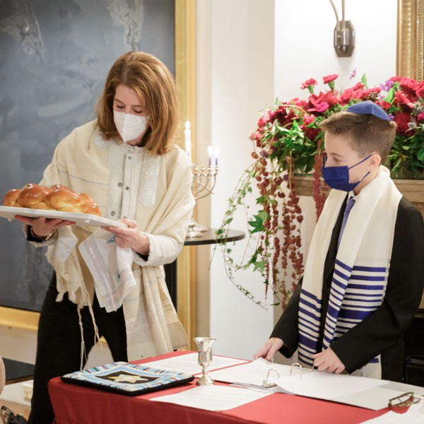 Hire Cantor Nancy Bach for Jewish Tutoring ahead of Bar Mitzvahs and Bat Mitzvahs